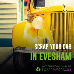 Scrap Car Evesham