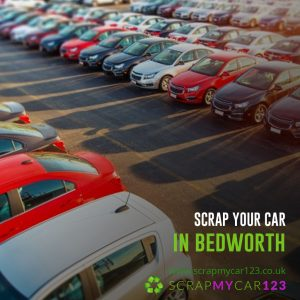 Scrap My Car For Cash Bedworth