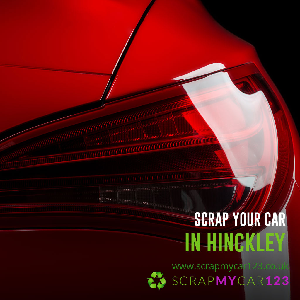Scrap Car Hinckley Scrap My Van Hinckley Scrap Car Prices