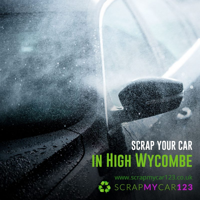 Scrap Car High Wycombe