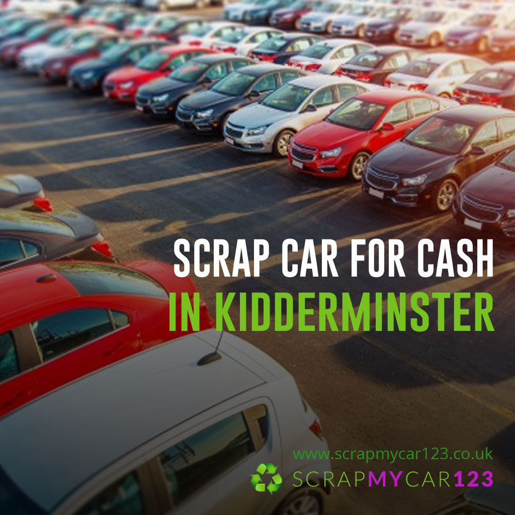 Scrap My Car Kidderminster